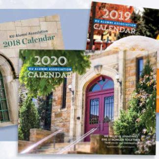 KU Alumni Association calendar