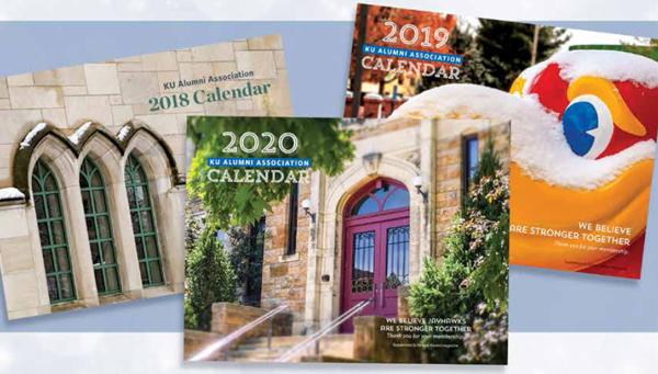 2021 KU Alumni Association Calendar – KU Alumni Association