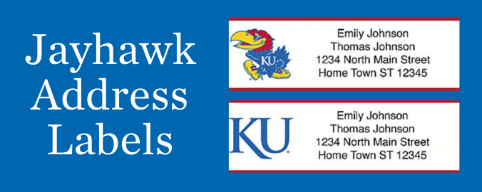 Jayhawk Address Labels